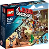 LEGO Movie 70800 - Fuga sull'Aliante