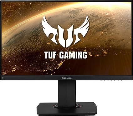 Asus Tuf Gaming Vg249q Ecran Pc Gamer Esport 23 8 Fhd Dalle Ips 144hz 1ms 16