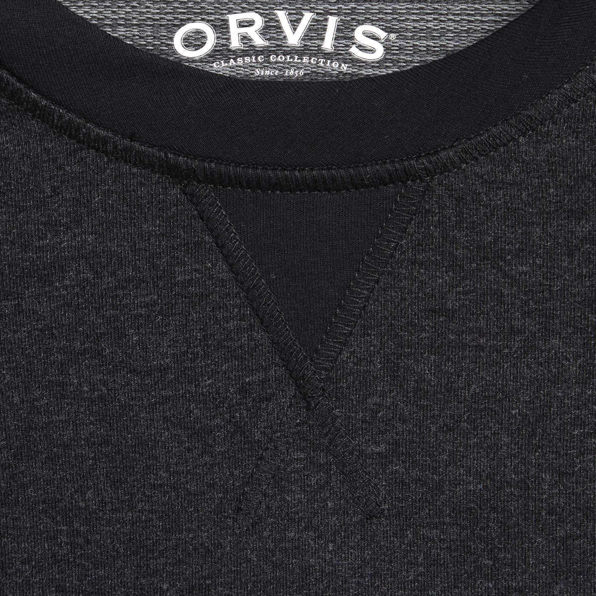 Sleepwear & Robes 2019 New Style Orvis Mens Lounge Long Sleeve Shirt Gray M Xl
