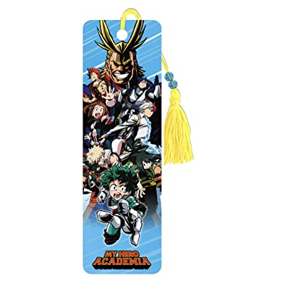 Trends International My Hero Academia 2 Premier Bookmark: Toys & Games [5Bkhe0300977]