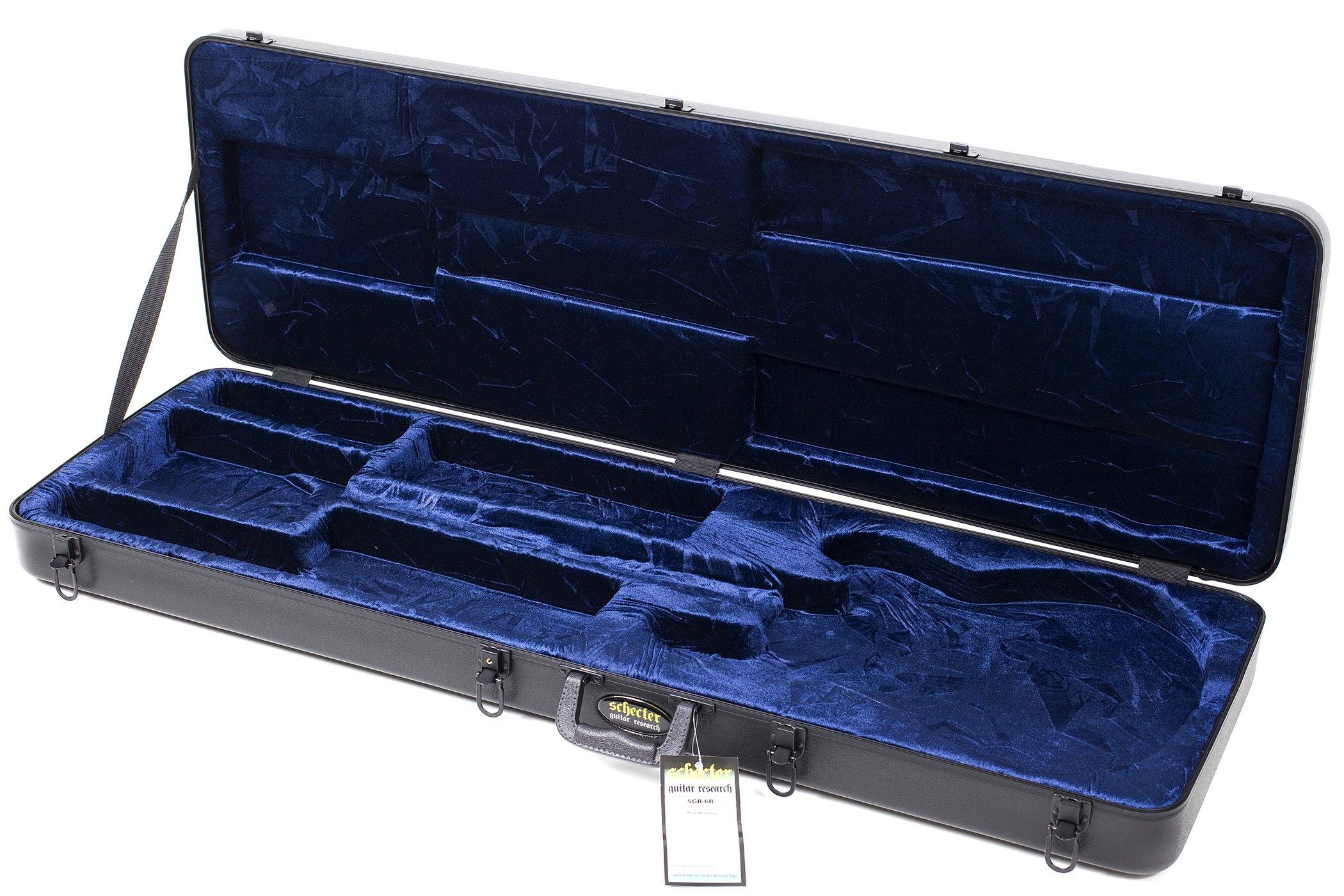 Schecter SGR-6B BASS  Guitar Case