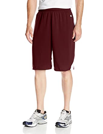 ba093a782e65 Amazon.com  Champion Men s Double Dry Reversible Short  Clothing