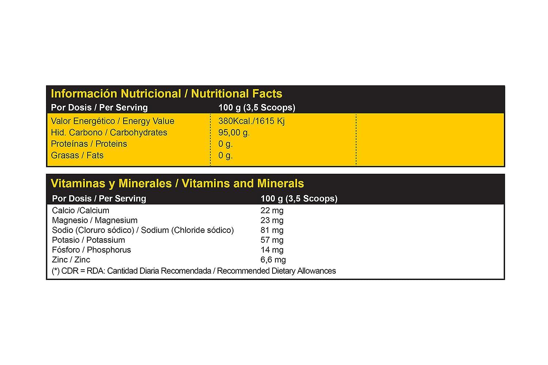 Glycozyme Naranja - Carbohidrato de Bajo Índice Glucémico que no provoca malestar estomacal.: Amazon.es: Salud y cuidado personal