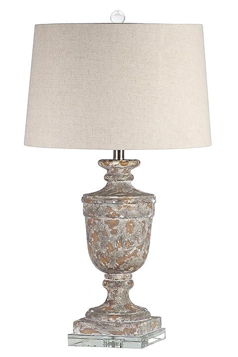 Mariana Home 830006 Mod Aged Urn Table Lamp Nice Design