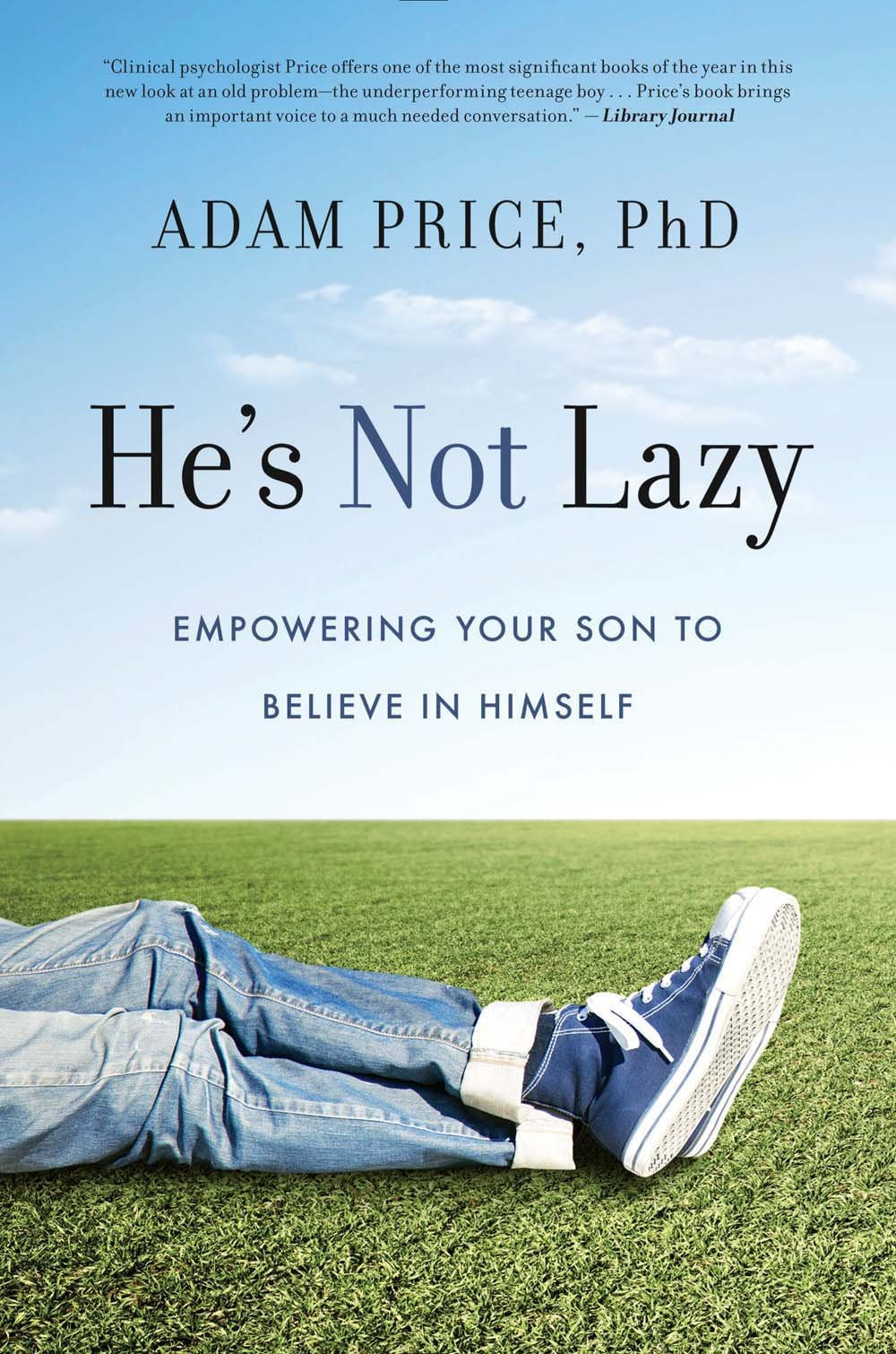 Hes Not Lazy Empowering Believe product image
