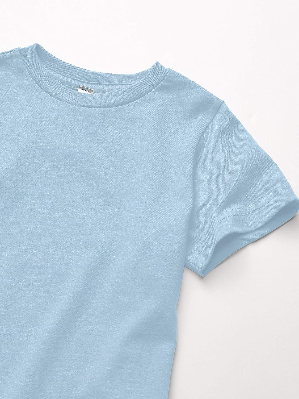 AquaGuard Boys Big Fine Jersey T-Shirt-3 Pack