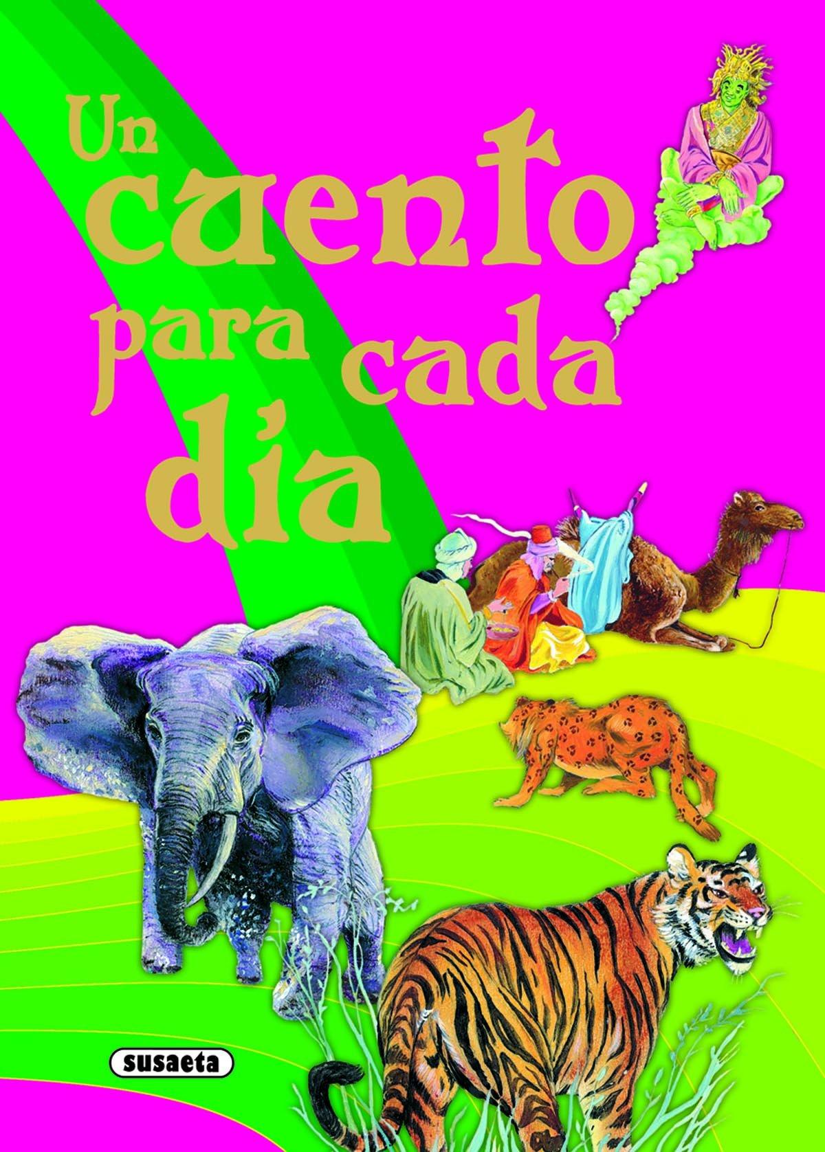 Un cuento para cada día: 365... (Spanish Edition) ebook