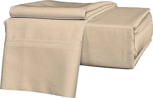Brielle 630TC 100/% Egyptian Cotton Sateen Duvet Cover NEW
