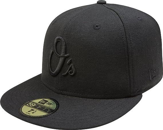 New Era 59Fifty Cap Authentic Baltimore Orioles