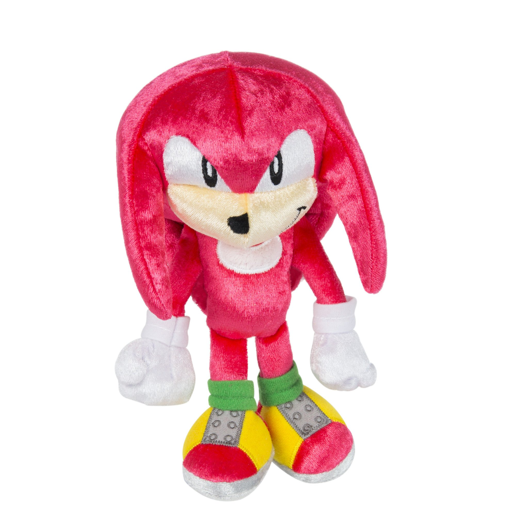 TOMY Sonic 25th Anniversary Knuckles 1991 Plush, Small by TOMY