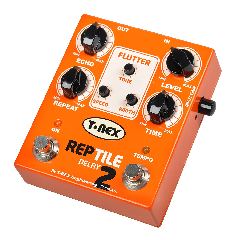 T-Rex Reptile 2 · Bodeneffekt E-Gitarre REPTILE-2