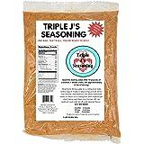 Triple J's Crab Boil Seasoning - All Natural Seafood Boil Seasoning for Crawfish, Crab and Shrimp, Unique Kosher Blend…