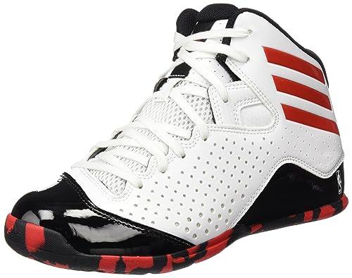 best website 76a74 a38da adidas Unisex - Bimbi 0-24 NXT LVL SPD IV NBA K Scarpe da Basket  Multicolore Size  29  Amazon.it  Scarpe e borse
