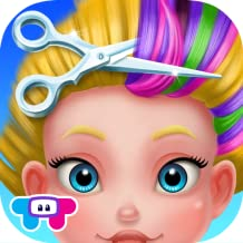 Crazy Hair Salon - Pretty Girl Makeover