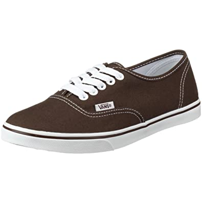 vans authentic braun