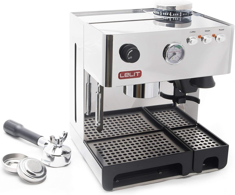 Lelit PL042EM Anita, Máquina de Espresso Semiprofesional ...