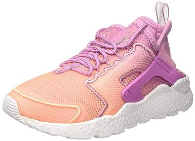 Nike Damen Wmns Air Huarache Run Ultra Br Trainer Grau