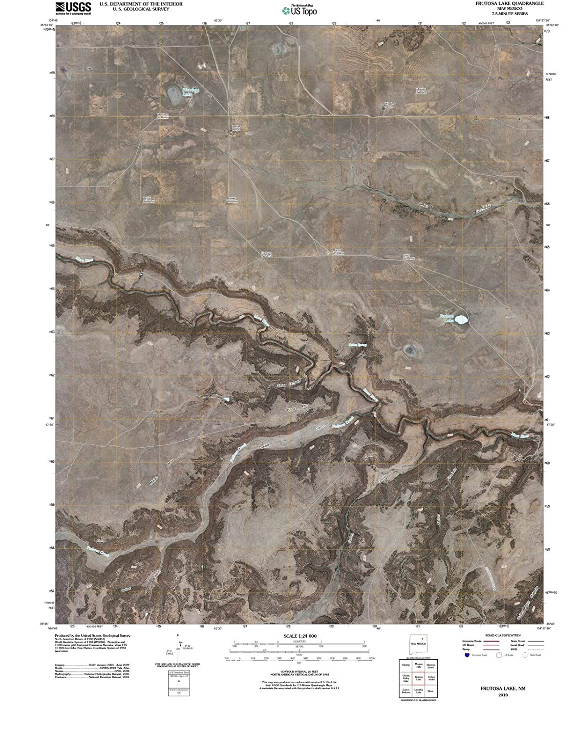 Amazon New Mexico Maps