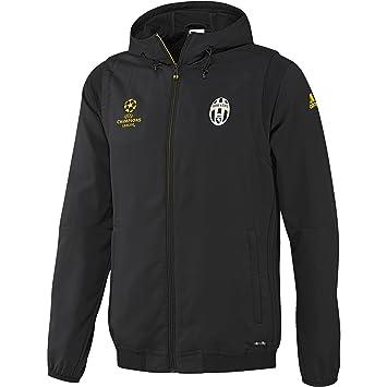 Adidas Juv EU PRE JKT Chaqueta, Hombre, (Negro), XL: Amazon.es: Deportes y aire libre