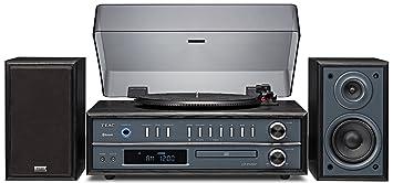 TEAC LP-P1000B - Centro de música con USB: Amazon.es ...