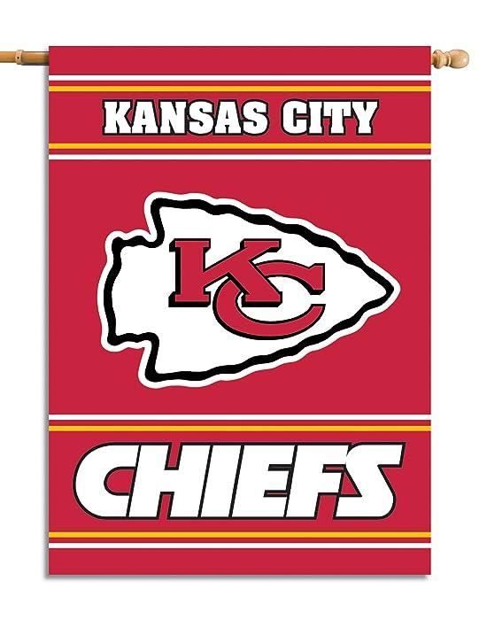 Top 10 Kansas City Chiefs House Decor