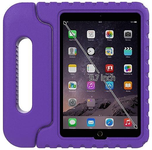 2 opinioni per Custodia Ipad Air 2per bambini: Aken protezione antiurto per Apple iPad Air