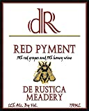 NV De Rustica Meadery Red Pyment Mead 750 mL