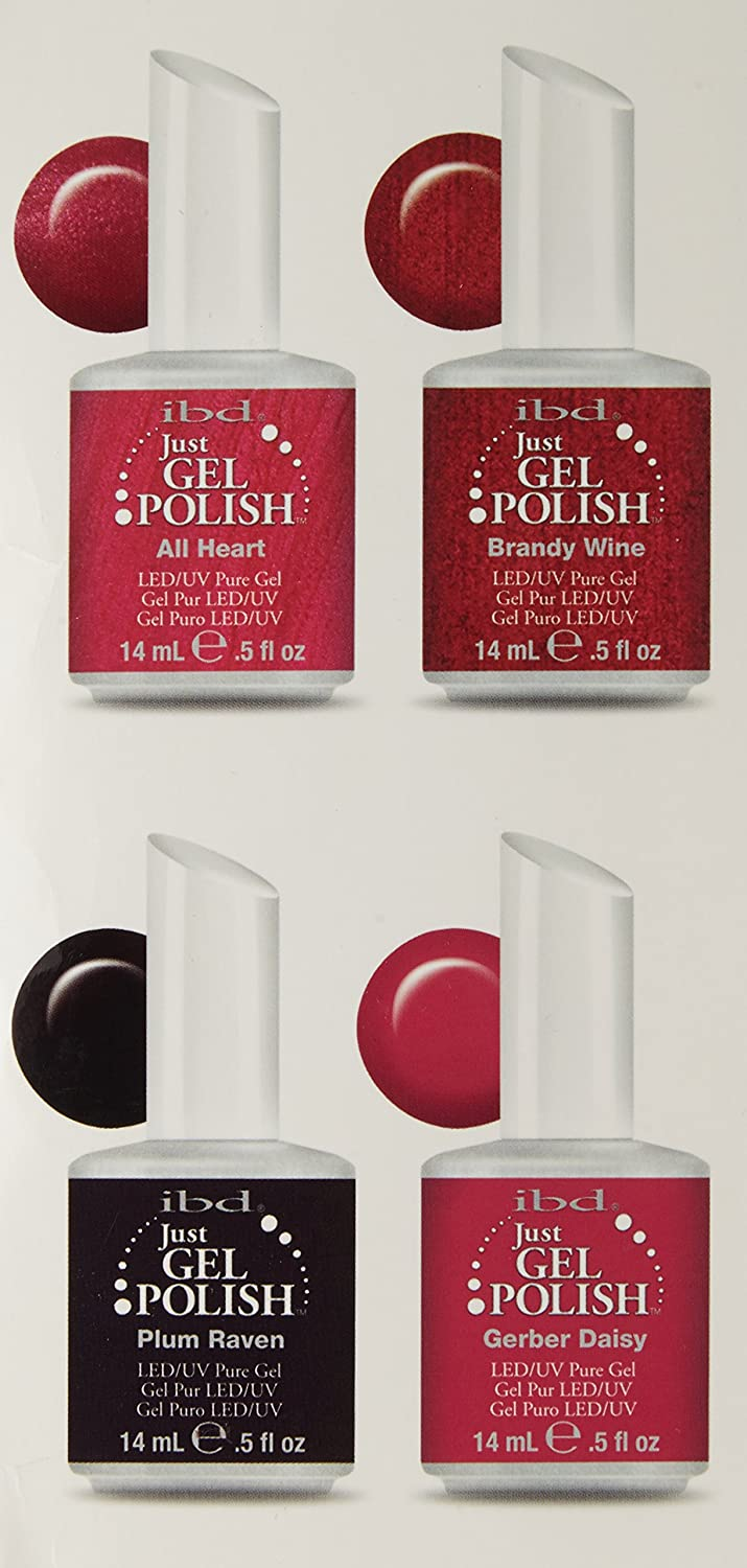 IBD Just Gel Polish Starter Kit: Amazon.ca: Beauty