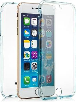 Zanasta Designs iPhone SE / 5 / 5S Coque Silicone Clair Case Ultra ...