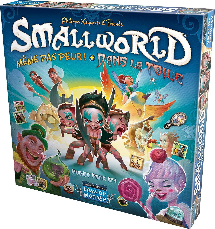 Asmodée Smallworld-Power Pack N°1, SW131, Jeu DE Plateau Asmodée