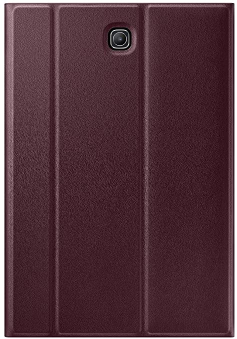 "246 opinioni per Book Cover EF-BT715PREGWW Samsung Custodia per Galaxy Tab S2, 8.0"", Rosso"