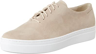 Camille Trainers, Beige (Toffee
