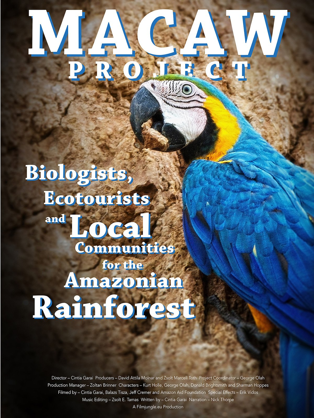 The Macaw Project on Amazon Prime Video UK