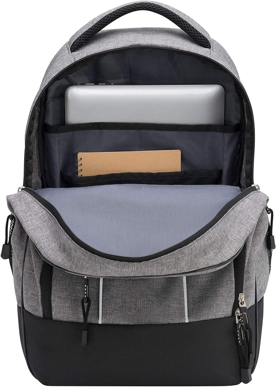 Officially Licensed NHL Razor Backpack 19 Gray