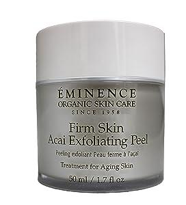 Eminence Firm Skin Acai Exfoliating Peel, 1.7 Ounce
