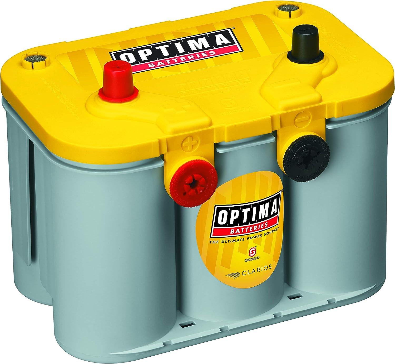 Optima Batteries 8014-045 D34/78 YellowTop Dual Purpose Battery