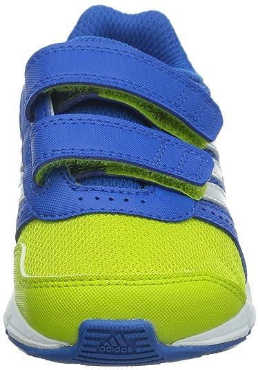 Adidas Zapatillas Hyperfast CF Azul Royal/Amarillo Flúor EU 22 ZtboJ