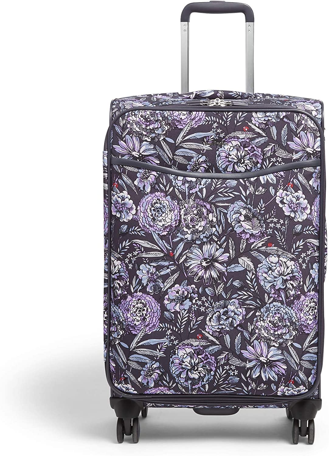 Vera Bradley Women s 27 Softside Rolling Suitcase Luggage