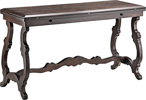 Stein World Furniture Cambridge Sofa Table, Brown