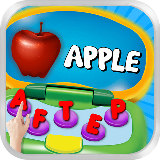 Phone Teaching Play (Toddler Laptop Learning : Computer Games For Kids)
