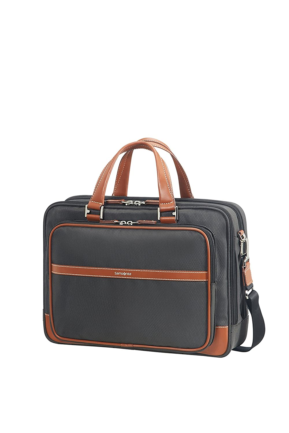 SAMSONITE Fairbrook - Bailhandle 15.6, 42 cm, 18.5 liters, Bronze/Schwarz 85430/1964
