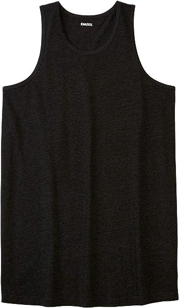 KingSize Mens Big /& Tall Lightweight Muscle T-Shirt