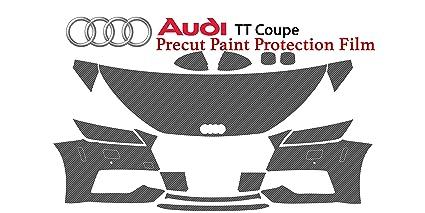Amazon Com The Online Liquidator Full Front Protective Film Audi Tt
