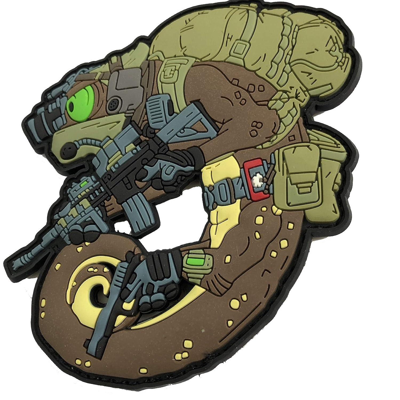 /Helikon-Tex Tactical Chameleon Desert Storm Operator TACOPSGEAR Mystic Warriors/