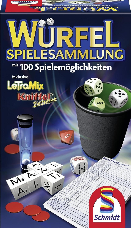 Schmidt Spiele 49163 Juego de Mesa de Palabras - Juego de Tablero (Juego de Mesa de Palabras, Niño/niña, 8 año(s), 115 mm, 70 mm, 1850 mm): Amazon.es: Juguetes y juegos