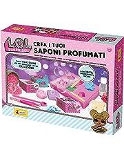 Lisciani Giochi - LOL Surprise Crea i Tuoi Saponi Profumati, Multicolore, 69514