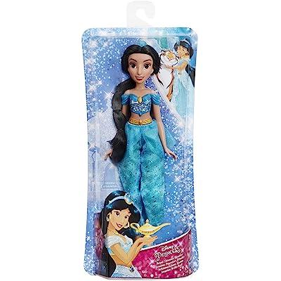 Disney Princess - Disney Princess Brillo Real Jasmine (Hasbro E4163ES2) , color/modelo surtido