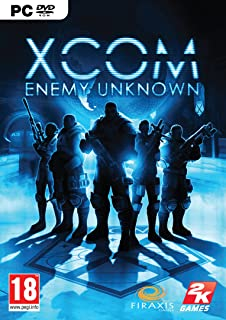 The Bureau XCOM Declassified PC DVD Amazoncouk PC Video Games
