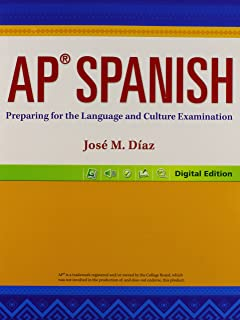 Amazon the nassilevy spanish three years workbook ap spanish preparing for the language and culture examination fandeluxe Images