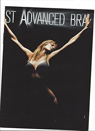 da3a5d1baa8 Image Unavailable. Image not available for. Color  PRINT AD with Gisele  Bundchen For Victoria s Secret 2005 Black ...